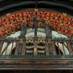 Crantock Church Rood Screen