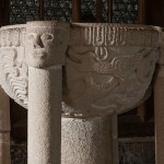 Luxulyan Church Font