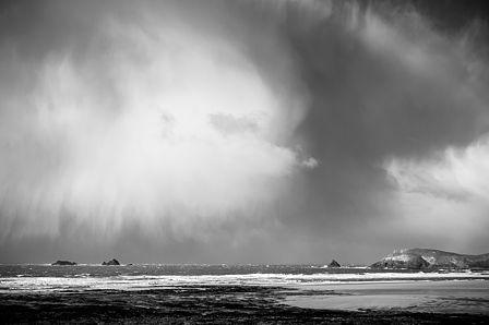 Storm Over Constantine Bay