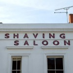 Shaving Saloon - after