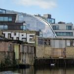 'Type' graffiti