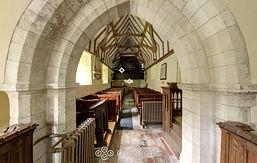 St Matthews Church nave