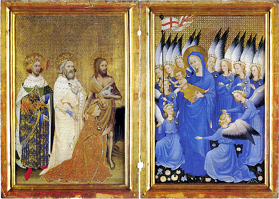 reeddesign the wilton diptych