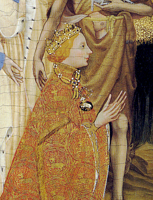 Image result for Richard II Wilton Diptych