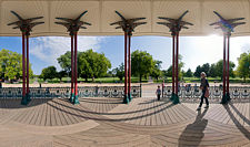 Clapham Common Bandstand