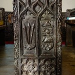 Kilkhampton bench-end