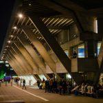 Brutalist Architecture - National Theatre