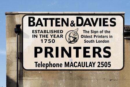 Batten & Davies - Bromell's Road