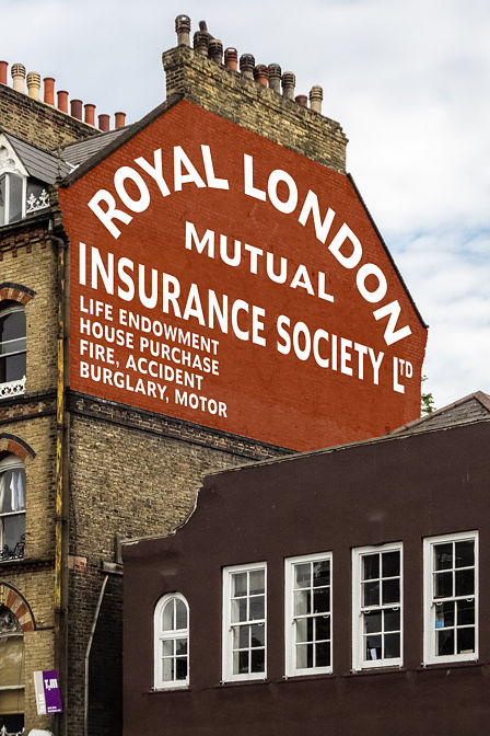 Royal London Mutual - Clapham Common South Side