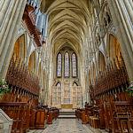 The Choir and Chancel