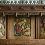 Lady Chapel Reredos, Lanreath Church